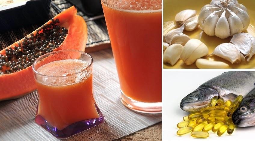 Remedios caseros y naturales para disminuir los triglicridos
