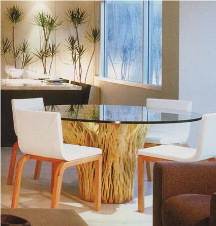 50 Ideas decorativas y tiles para hacer con troncos de