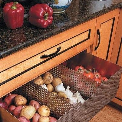Cmo almacenar frutas y vegetales para evitar que se pudran