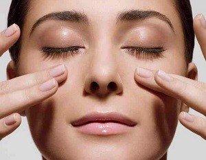 grasa facial masaje