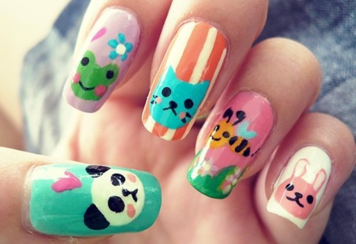 Uñas Decoradas Tendencias Para 2016 Con Fotos