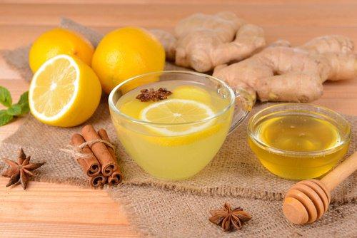 canela y limón para hacer crecer la barba
