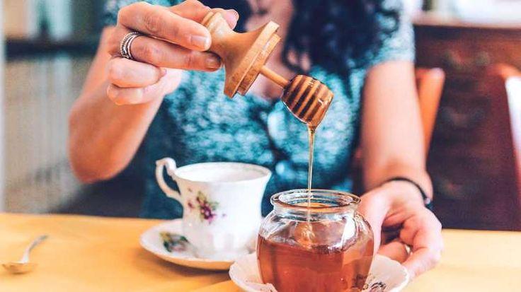 conciliar el sueño con miel