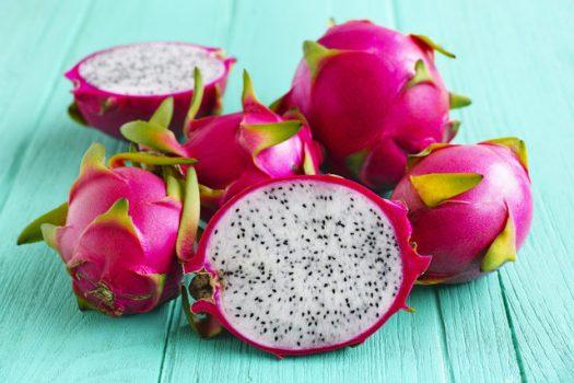 frutas y verduras pitaya