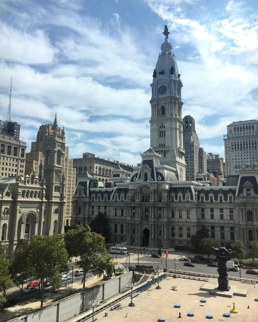 City Hall views