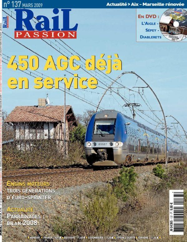rail passion n 137