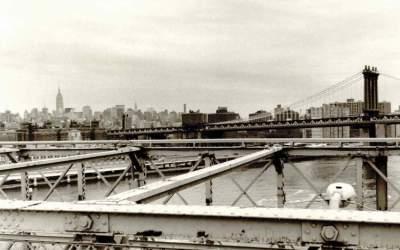 Vue du Pont de Brooklyn