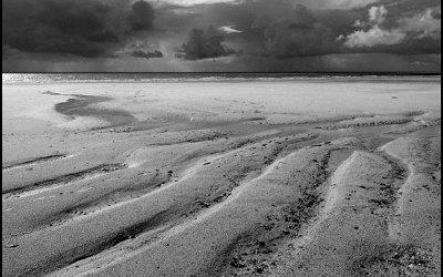 lindberg plage: l'orage s'éloigne