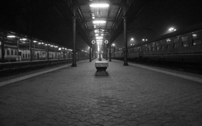 il n'y a plus de trains cette nuit…