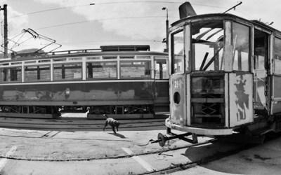 Le vieux tramway