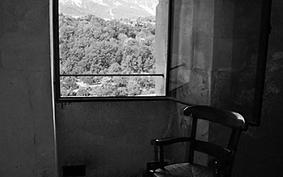 chaise avec vue