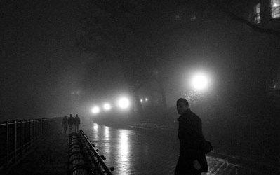 Brooklyn fog