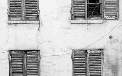 Les fenêtres de la petite ceinture