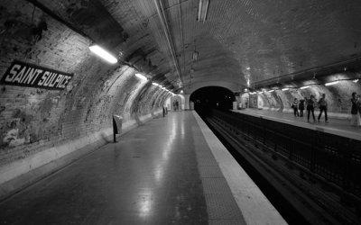 Station Saint Sulpice