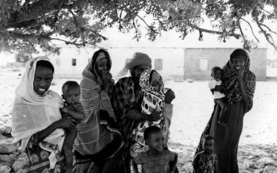 Jeunes femmes somaliennes