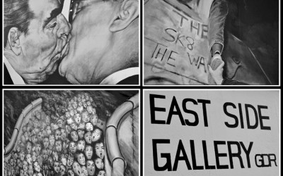 East Side Gallery – ex GDR