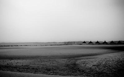 Village de vacances abandonné