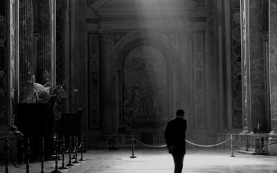 Dans la lumière…