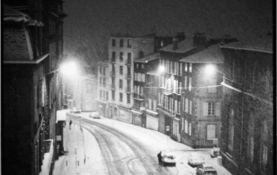 Clermont-Fd la nuit