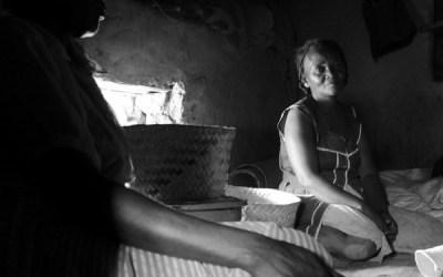 Dans une maison malgache