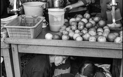 un marché au Guatemala (2)
