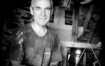 Jean-Pierre, Paysan-Meunier Biologique