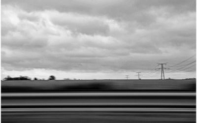 La France en gris (vue d'autoroute)