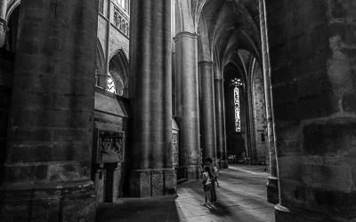 La cathédrale de Rodez