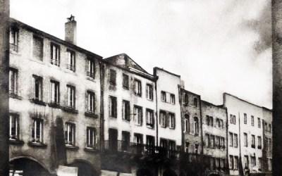 Les Arcades à Metz.