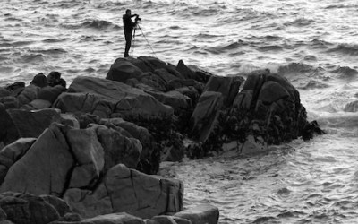 le photographe ( … et la mer )