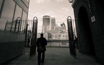 Les portes de la City