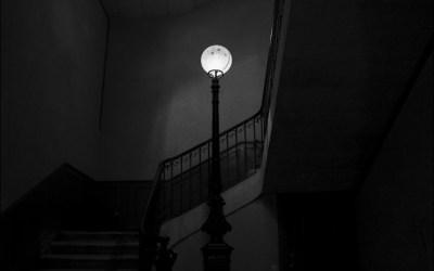 Escalier d'une époque