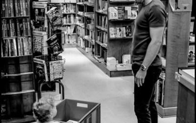 Le petit livreur de livres