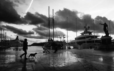 """Toulon, entre chien et """"cuverville"""""""