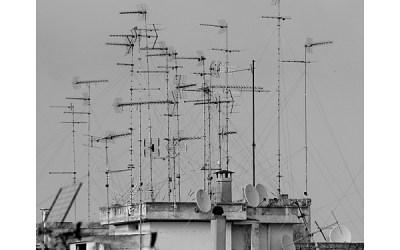 Sur les toits (Bari)