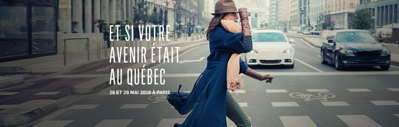 Les journées Québec – mai 2016
