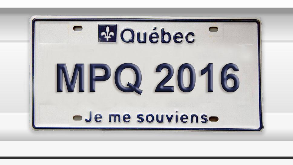 Le désastre Mon Projet Québec