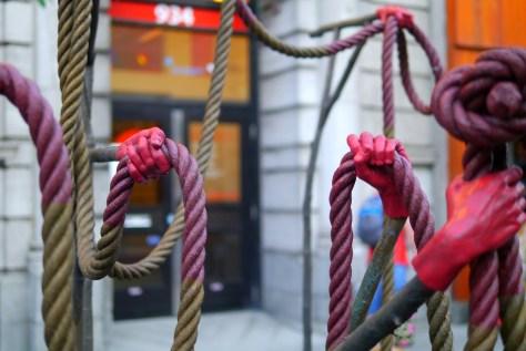 Valérie Blass : Rope dope grope nope