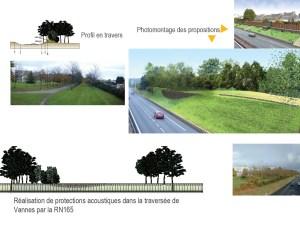 Les infrastructures routières