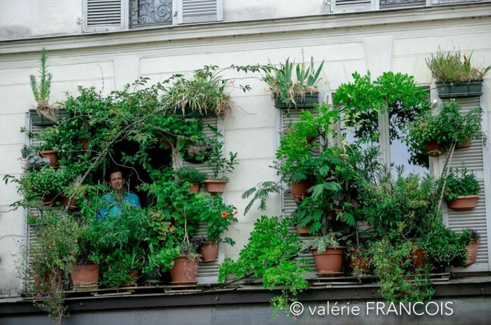 Végétalisons Paris : visite dans le jardin d'éden de Jean