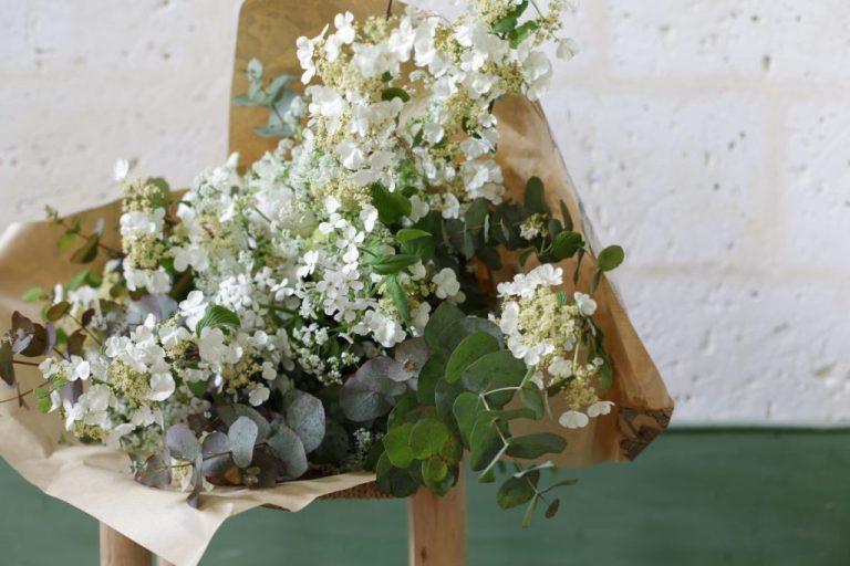 Bouquet de fleurs de chez Fleurs d'Ici