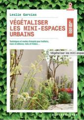 """10 idées cadeaux de Noël : le livre """"végétaliser les mini-espaces urbains"""""""