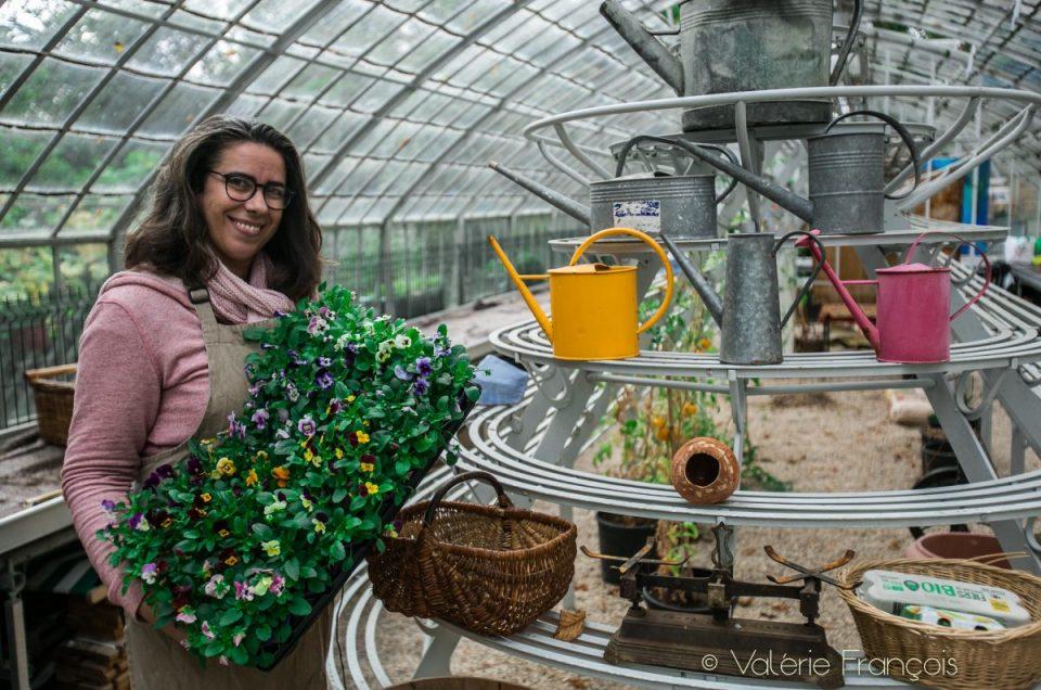 Au Jardin d'Amélie, la permaculture crée du lien entre la terre et les hommes