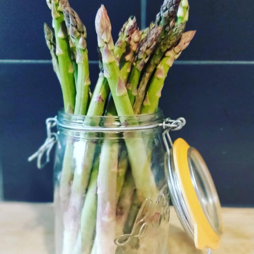 Le mois d'avril : la saison des asperges
