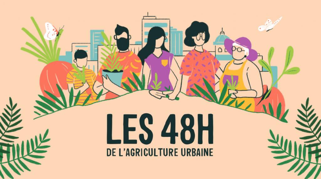 Les 48h00 de l'agriculture urbaine