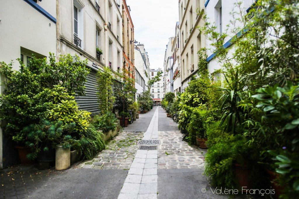 Paris insolite : le Passsage Alexandrine