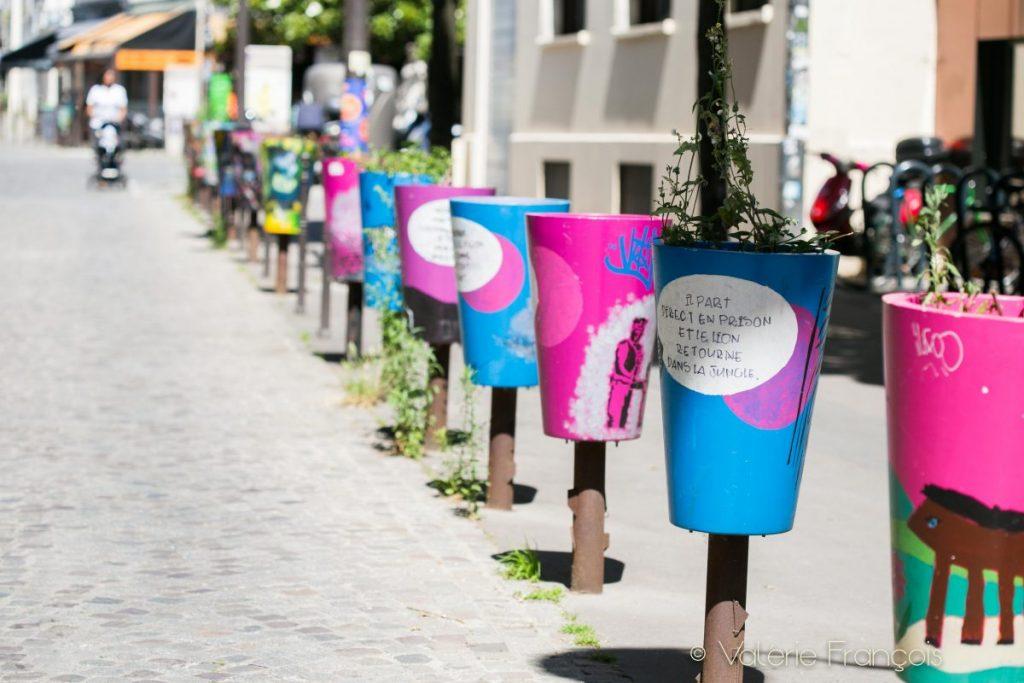Rue Saint Blaize - Paris 20