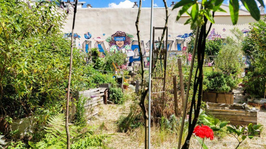 Jardin partagé de la Cité Aubry
