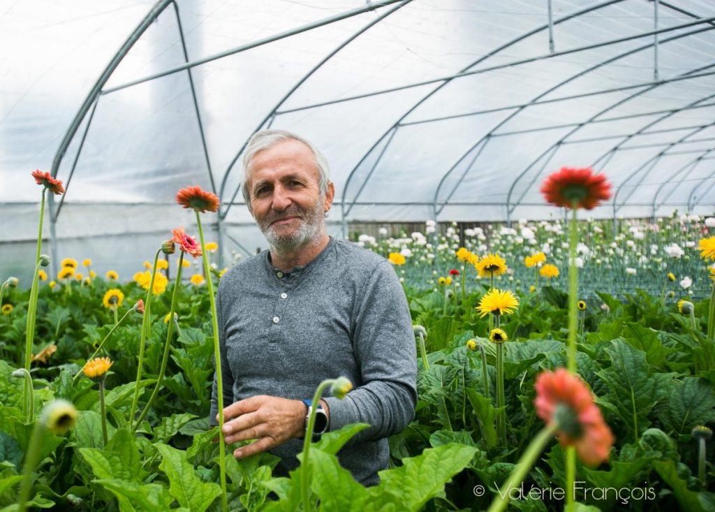 Rustam était horticulteur en Arménie avant de venir en France.