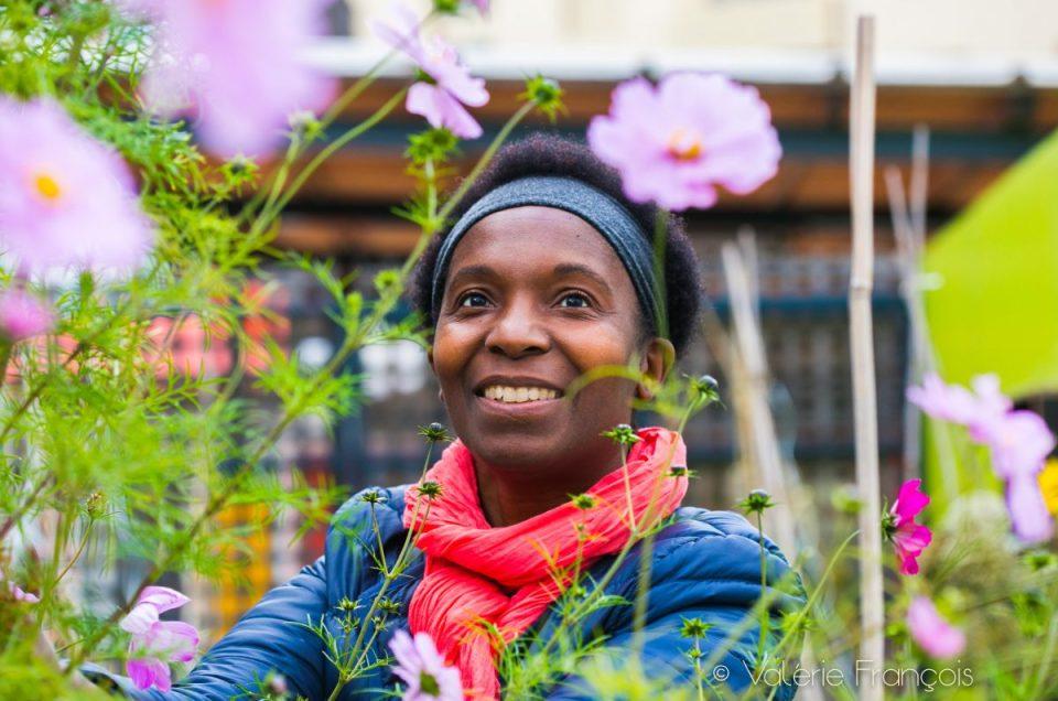 Jardinage en ville : Valéry Tsimba éduque à la terre et au goût